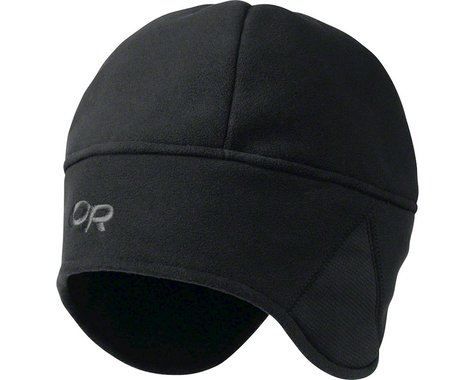 Outdoor Research Wind Warrior Hat (Black) (S/M)