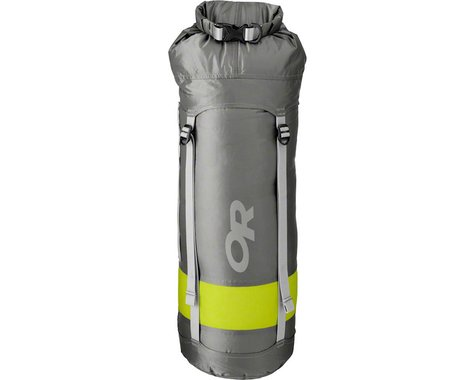 Outdoor Research Airpurge Dry Compression Stuff Sack (Pewter Gray)