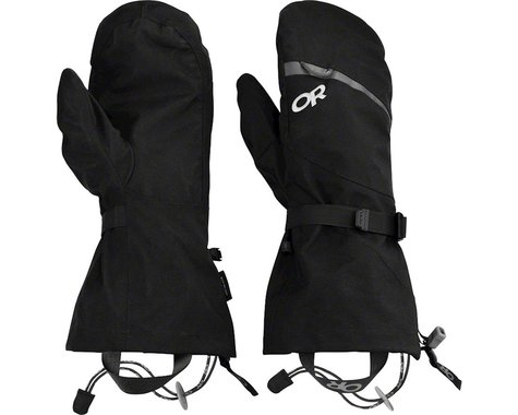 Outdoor Research Mt. Baker Modular Mitts (Black) (S)