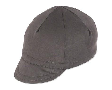Pace Sportswear Euro Soft Bill Cycling Cap (Graphite) (XL)