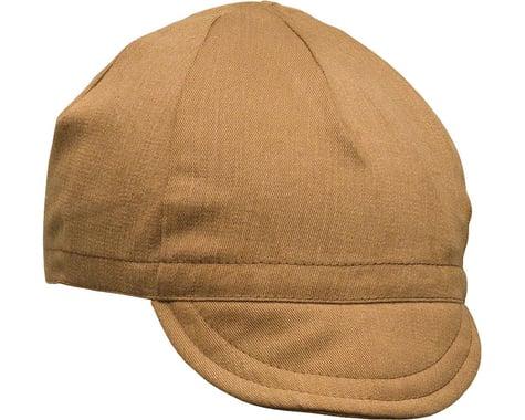 Pace Sportswear Euro Soft Bill Cycling Cap (Nutmeg) (MD/LG)
