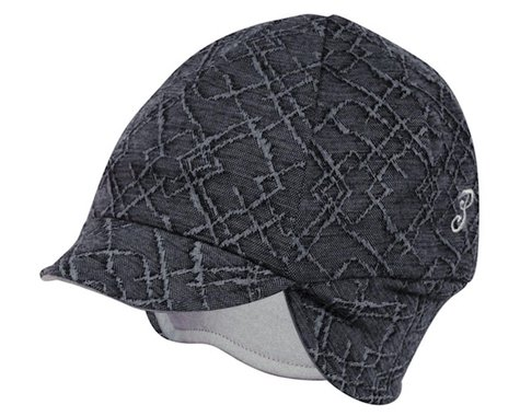 Pace Sportswear Reversible Merino Wool Cap (Diamond/Graphite)