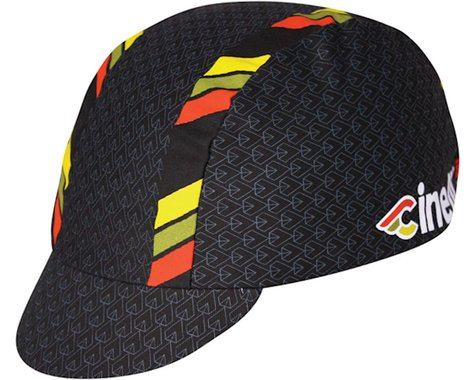 Pace Sportswear Cinelli Cycling Cap (Black/Cinelli)