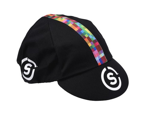 Pace Sportswear Pace Skratch Labs Cap (Print/Black) (One Size Fits All)