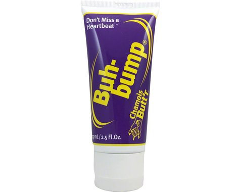 Chamois Butt'r Buh-bump Heart Rate Electrode Cream (2.5oz Tube)
