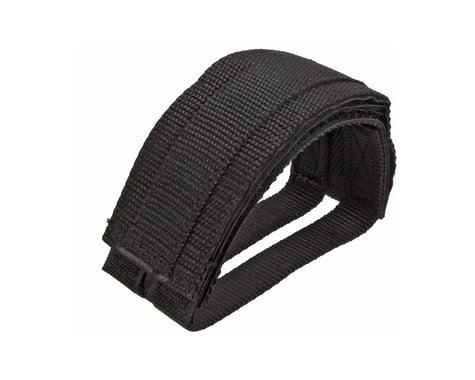 Pake Pedal Straps (Black) (Pair)