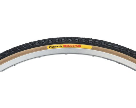 "Panaracer Pasela Road Tire (Tan Wall) (27"") (1"")"