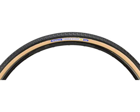 Panaracer Pasela ProTite Tire - 700 x 25, Clincher, Wire, Black/Tan, 60tpi