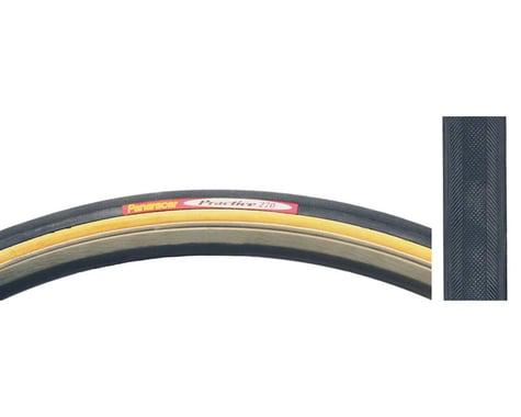 Panaracer Practice Tubular Tire - 700 x 22.5, Tubular, Folding, Black, 220tpi