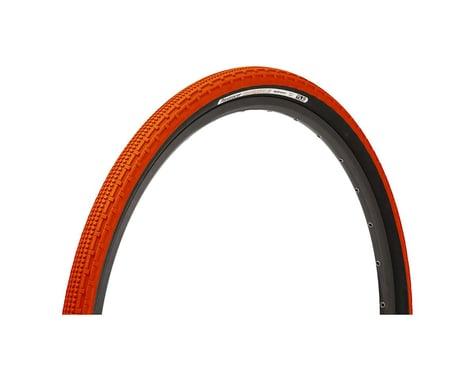 Panaracer Gravelking SK Tubeless Gravel Tire (Orange/Black) (650 x 48)