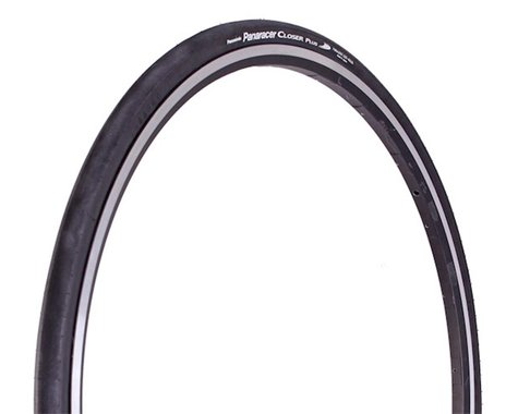 Panaracer Closer Plus Road Tire (Black) (700c) (23mm)