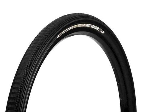 Panaracer Gravelking SS Gravel Tire (Black) (700c) (38mm)