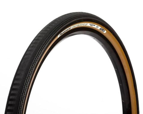 Panaracer Gravelking SS Gravel Tire (Black/Brown) (700c) (43mm)