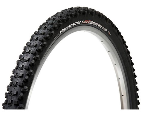 Panaracer Fire Pro Tubeless Ready Folding Bead Tire (Black) (29 x 2.35)