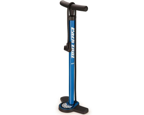 Park Tool PFP-8 Home Mechanic Floor Pump (Blue/Black)