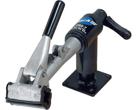 Park Tool PRS-7-1 Bench Mount Repair Stand & 100-5C Clamp