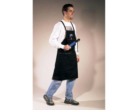 "Park Tool SA-3 Heavy Duty Shop Apron (Black ) (35"" Long)"