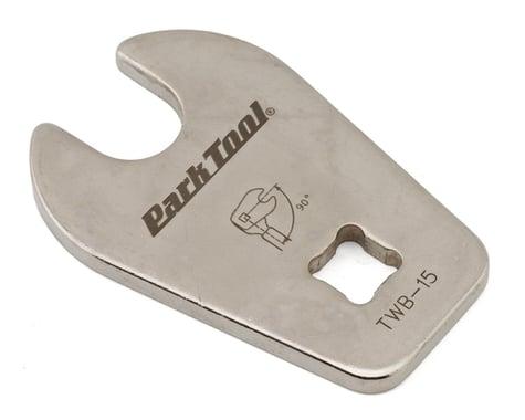 """Park Tool TWB-15 15mm Crowfoot Pedal Adaptor (3/8"""")"""