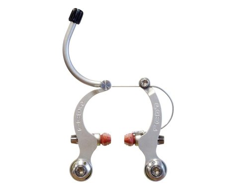 Paul Components Mini Moto Brake (Front or Rear) (Silver)