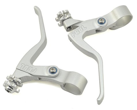 Paul Components 2.5 Love Brake Levers (Silver) (Pair/Complete)