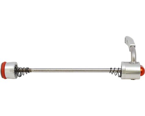 Paul Components Quick Release Skewer (Silver/Orange) (100mm)