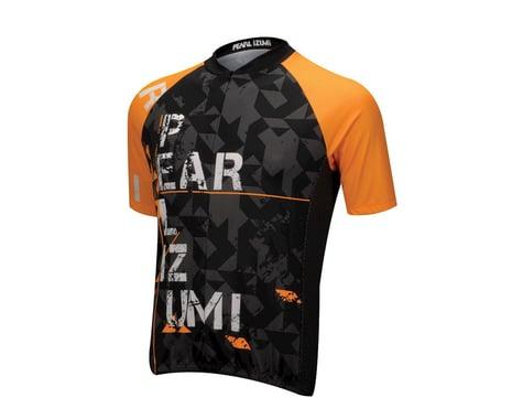 Pearl Izumi Select LTD Kinetic Short Sleeve Jersey (Black)