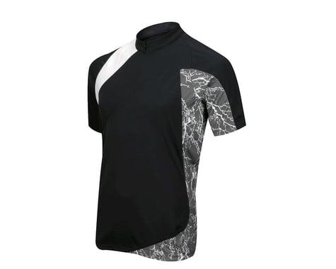 Pearl Izumi Canyon Short Sleeve Jersey (Black)