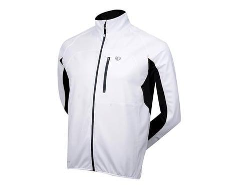 Pearl Izumi Elite Softshell Jacket (White)