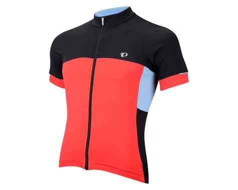 Pearl Izumi Elite Escape Short Sleeve Jersey (Black/Red)