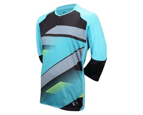 Pearl Izumi Launch  Sleeve Jersey (Black / Green)