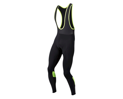 Pearl Izumi Pursuit Thermal Bib Tight (Black/Hi Vis) (XL)