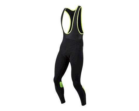 Pearl Izumi Pursuit Thermal Bib Tight (Black/Hi Vis) (S)
