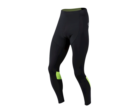 Pearl Izumi Pursuit Thermal Tight (Black/Hi Vis) (M)
