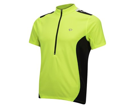 "Pearl Izumi Quest Jersey (Screaming Yellow/Black) (Medium 38-40"")"