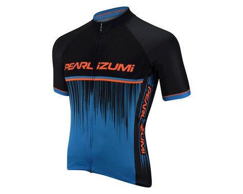 Pearl Izumi Elite Pursuit LTD Short Sleeve Jersey (Blue)
