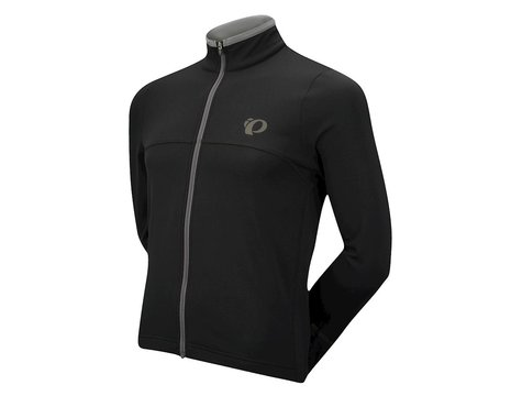 Pearl Izumi SELECT Thermal Long Sleeve Jersey (Black)