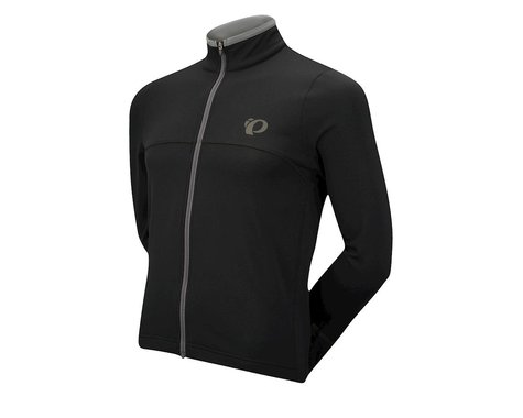 Pearl Izumi SELECT Thermal Long Sleeve Jersey (Black) (XL)