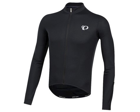 Pearl Izumi Select Pursuit Long Sleeve Jersey (Black) (XL)