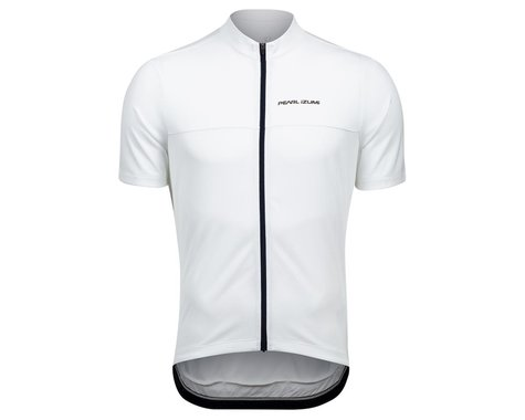 Pearl Izumi Quest Short Sleeve Jersey (White/Navy) (XL)