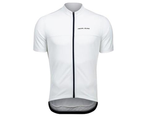 Pearl Izumi Quest Short Sleeve Jersey (White/Navy) (2XL)