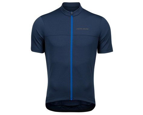 Pearl Izumi Quest Short Sleeve Jersey (Navy/Lapis) (M)