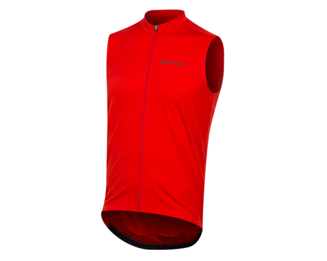 Pearl Izumi Quest Sleeveless Jersey (Torch Red)