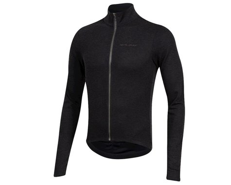 Pearl Izumi Pro Thermal Long Sleeve Jersey (Black) (S)