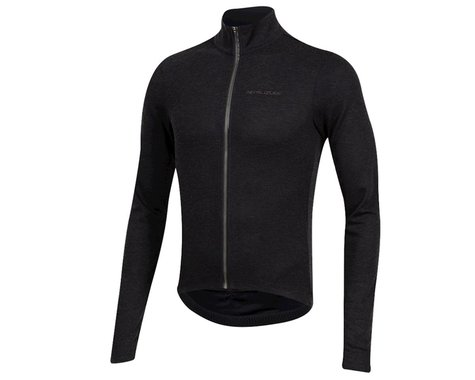 Pearl Izumi Pro Thermal Long Sleeve Jersey (Black) (XL)