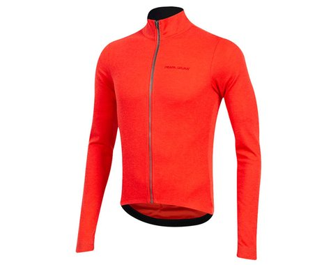 Pearl Izumi Pro Thermal Long Sleeve Jersey (Torch Red) (S)