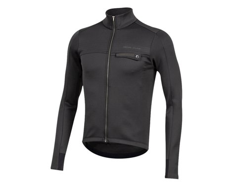 Pearl Izumi Interval Thermal Long Sleeve Jersey (Phantom) (S)