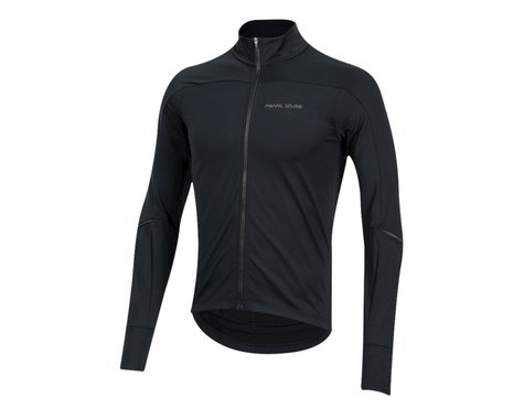 Pearl Izumi Men's Attack Thermal Long Sleeve Jersey (Black) (S)