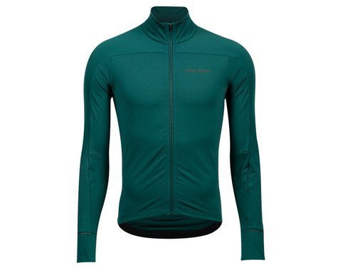 Pearl Izumi Men's Attack Thermal Long Sleeve Jersey (Juniper) (S)