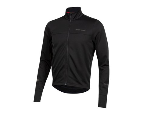 Pearl Izumi Quest Thermal Long Sleeve Jersey (Black) (L)
