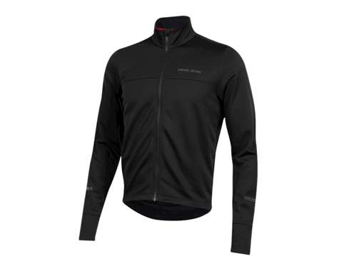 Pearl Izumi Quest Thermal Long Sleeve Jersey (Black) (S)